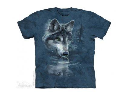 Tričko Wolf Reflection - Dětské 2049ec8753
