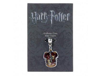 Harry Potter přívěsek erb Nebelvír