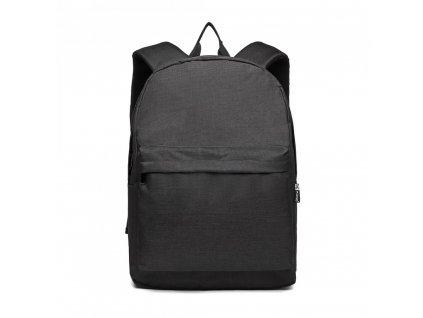 Unisex batoh Popi - černý
