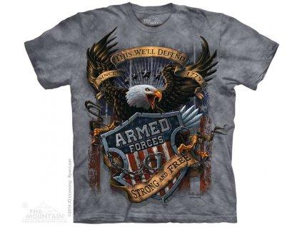Tričko Armed Forces
