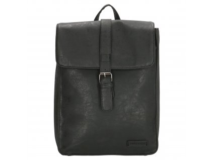 Moderní dámský batoh Enrico Benetti Kate - černý
