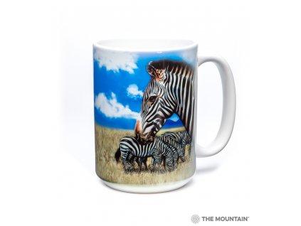 Hrnek Zebra