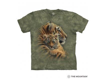 Dětské Tričko Tygří láska