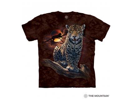 Tričko Leopard za úplňku