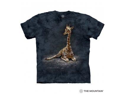 Dětské Tričko Žirafa