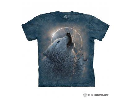 Dětské Tričko Wolf Eclipse