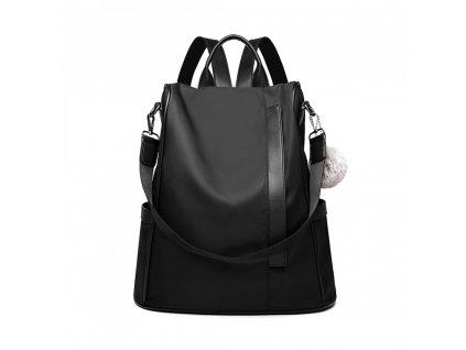 Dámský elegantní batoh Samba - černá