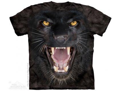 Tričko Agresivní Panter