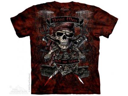 Tričko Mrtvý pirát - 2017