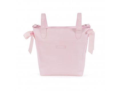 Přebalovací kabelka na kočárek Pasito a Pasito Essentials - růžová