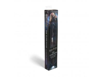 Albus Brumbál Svítící kouzelnická hůlka a pero - Harry Potter