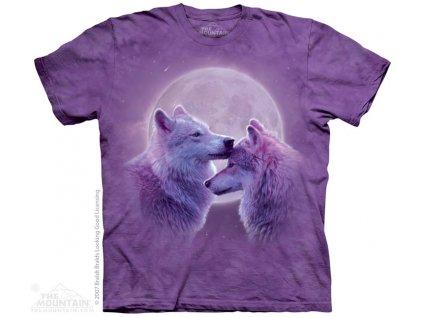 Tričko Zamilovaní vlci - Dětské 06ef0163e5