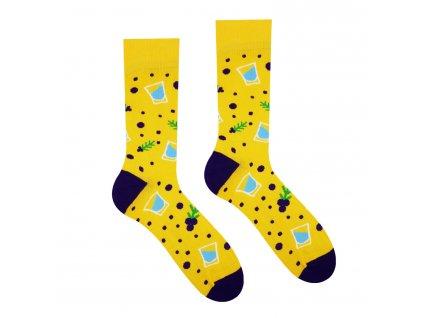 Ponožky Borovička