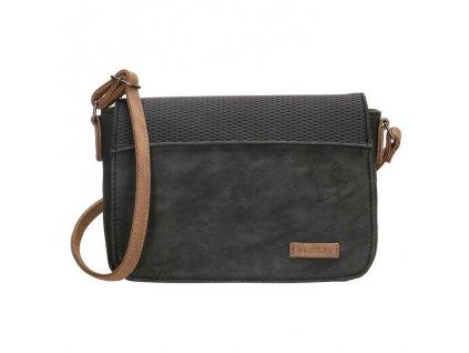 Malá kabelka crossbody Beagles Brunete - černá