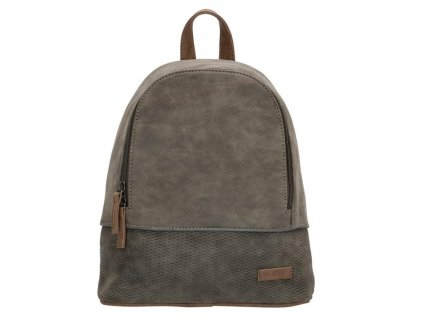 Dámský elegantní batoh Beagles Brunete - šedý