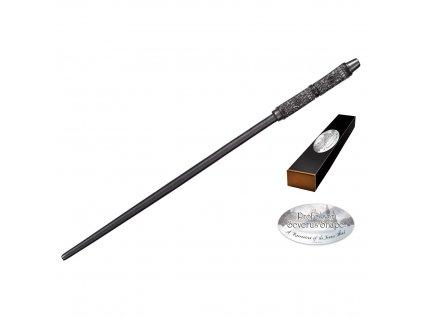 Luxusní originální bezová hůlka profesora Severuse Snapea v dárkové krabičce