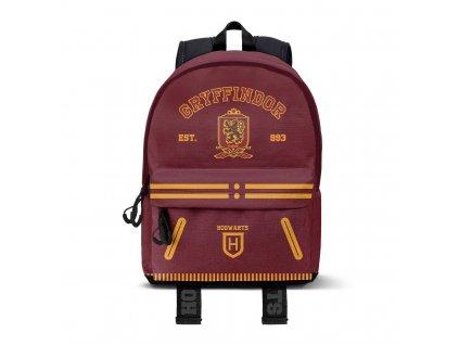 Harry Potter školní USB batoh Nebelvír - Gryffindor