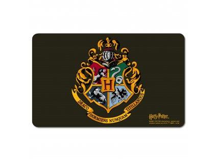 Harry Potter - Bradavice erb - Snídaňový podtácek 6 kusů