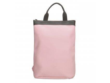 """Batoh Charm London Neville 17,3""""  (43 cm) - růžový"""
