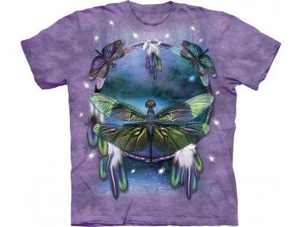 Tričko Lapač snů vážky
