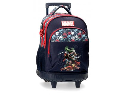 Batoh na kolečkách Avengers Team Marvel