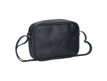 Dámská crossbody kabelka Disney Mickey Mouse - černá