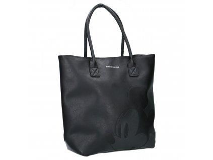 Dámská taška shoperka Disney Mickey Mouse - černá