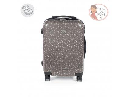 Kabinový kufr na kolečkách Pasito a Pasito Eva - 42L