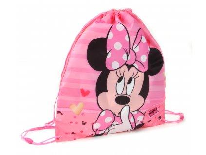 Vak na přezůvky Minnie Mouse Vadobag