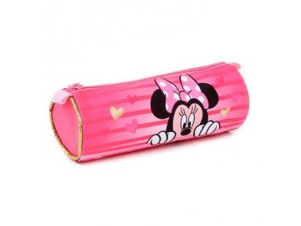 Jednokomorový dětský penál Minnie Mouse Vadobag