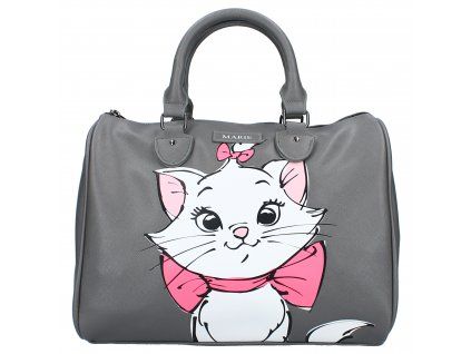 Dívčí kabelka Disney Marie 12L - šedá