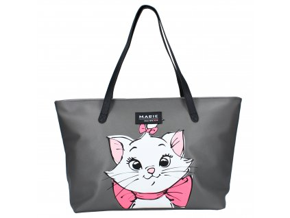 Dámská designová taška na rameno Marie Vadobag - barevná / šedá