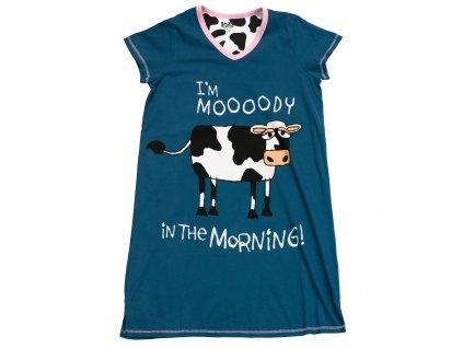 Dámská Noční Košile Kráva