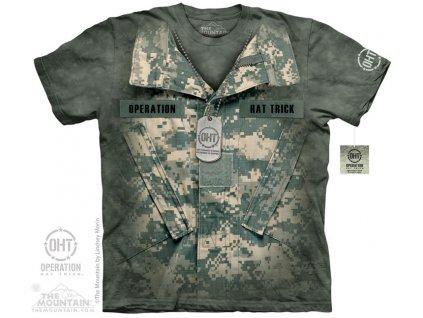 Tričko Operation Hat Trick - Voják