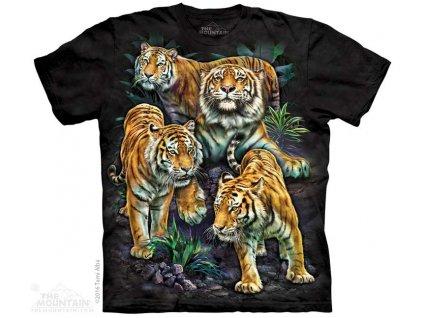 Tričko Bengálský Tygři - 2017