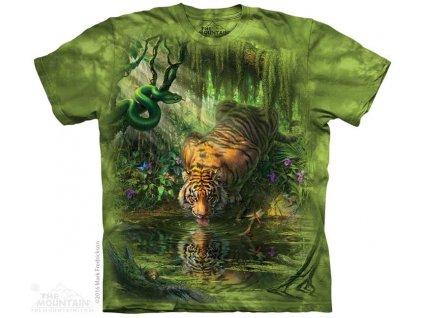 Tričko zakletý Tygr