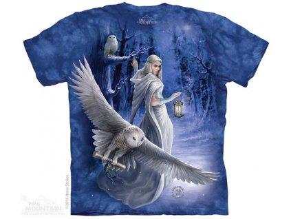 Tričko Půlnoční Messenger