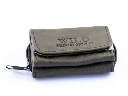Mikro Peněženka Wild Černá