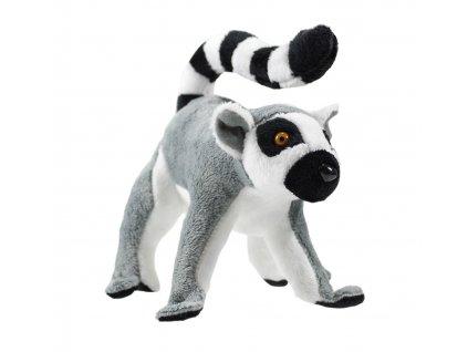 Plyšák Lemur