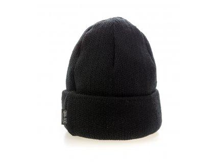 Pánská černá zimní čepice - BRA-TEX