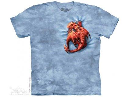 Tričko Malý Červený Dráček