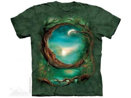 Tričko s měsíčním stromem - Moon Tree