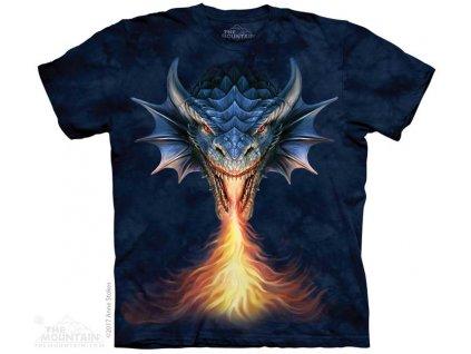Dětské Tričko Ohnivý drak