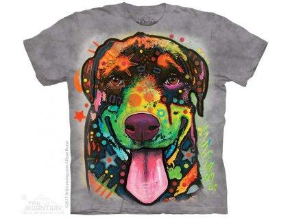 Tričko štěňátko Rottweilera