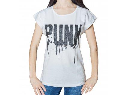 Dámské tričko s potiskem - Punk