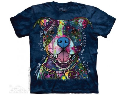 Tričko Barevný staford - Dean Russo