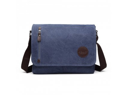 Pánská crossbody taška - Navy Modrá