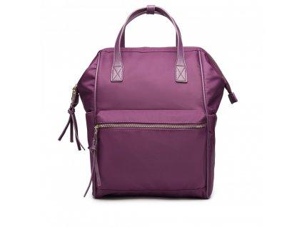 Cestovní batoh Deluxe - fialový