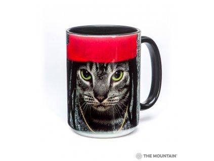 Hrnek Drsná Kočka