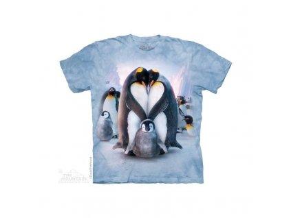 Tričko Tučňáci - Dětské